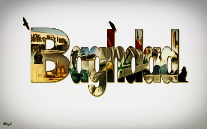 Baghdad - Photo Design AJ