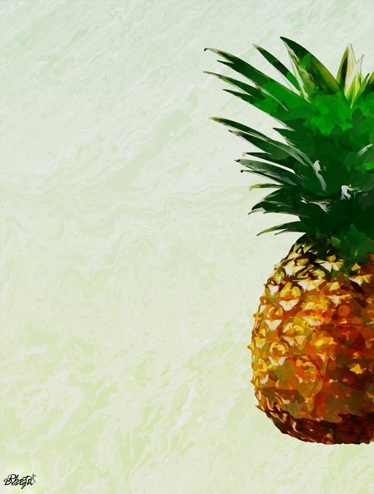 Pineapple - Photo Design AJ