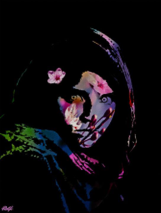 Blossom Portrait - Photo Design AJ
