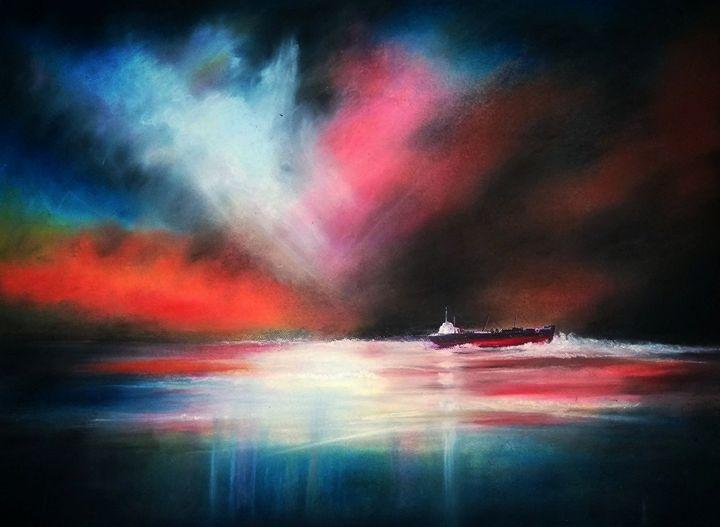 Roanu and the naval cost - Drawsofila