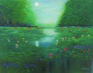 Green Ponds