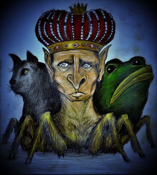 Lord of Flies - J. Roberts