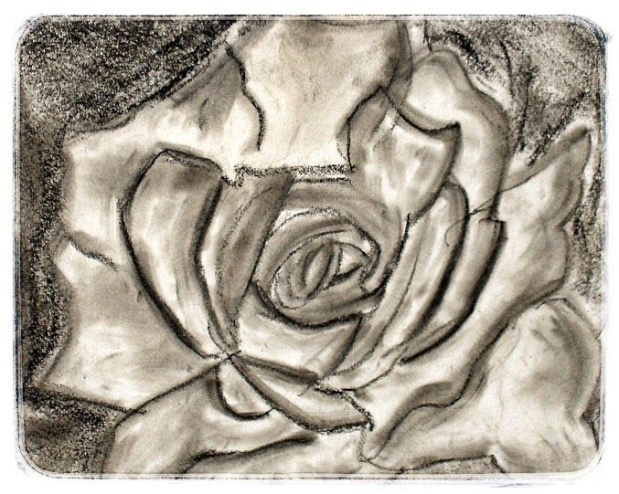 Charcoal Rose - Creative Concepts by Amy Christine