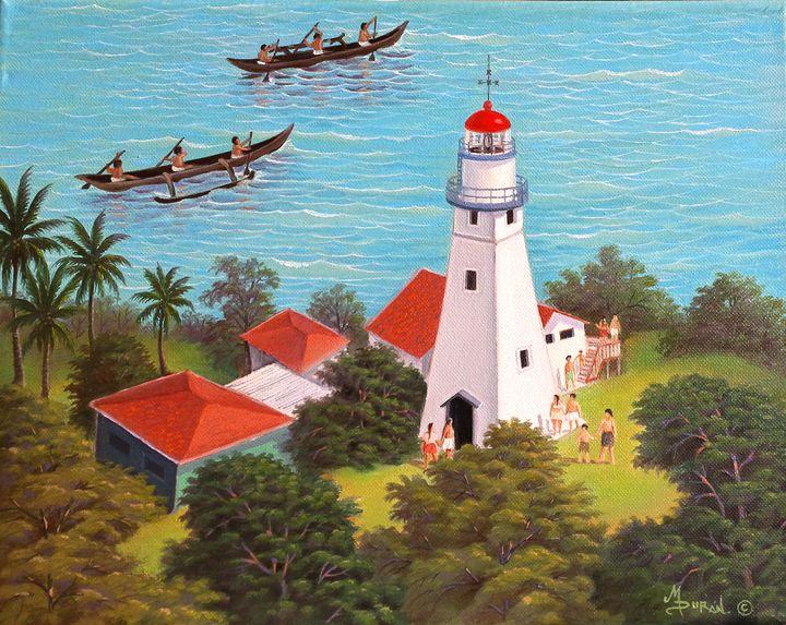Diamond Head Light House - Miguel Duran