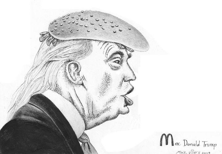Mac Donald Trump III - Mixt Villars