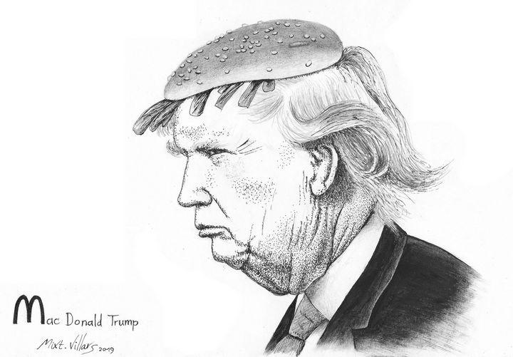 Mac Donald Trump II - Mixt Villars