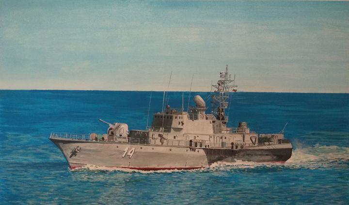 ship - Emil Atanasov EMO