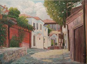 old Plovdiv , Bulgaria