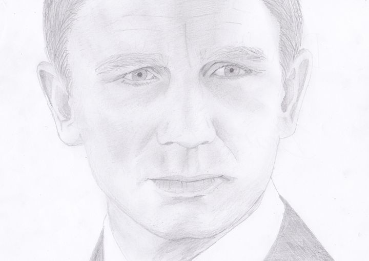 James Bond (Daniel Craig) - The Moose Industries