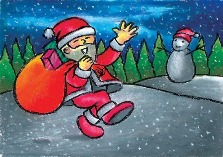 Santa Claus - Tri Harianto