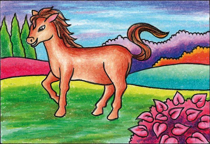 The Horse - Tri Harianto