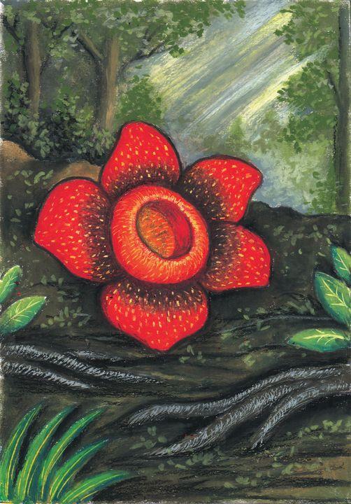 Rafflesia - Tri Harianto