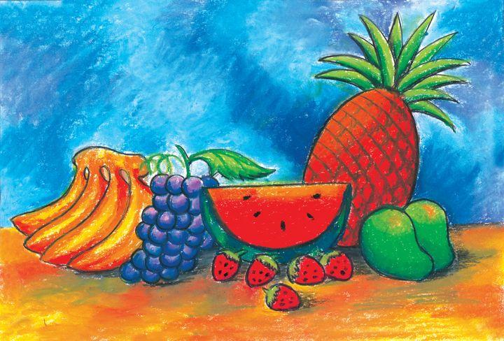 Tropical fruits - Tri Harianto