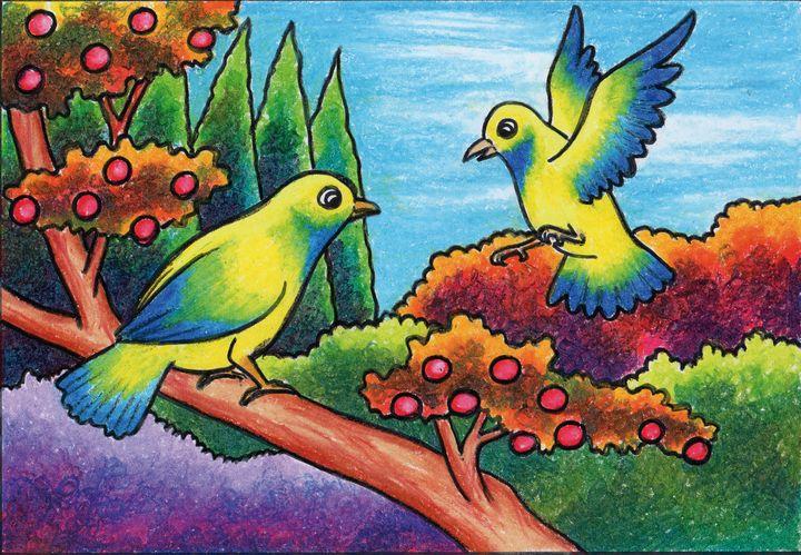 Birds - Tri Harianto