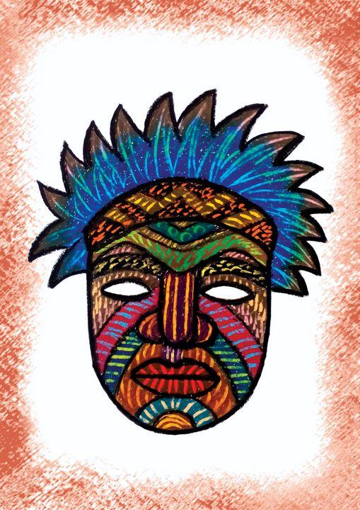 Ethnic Mask - Tri Harianto