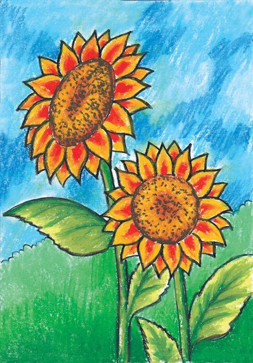 Sunflower - Tri Harianto