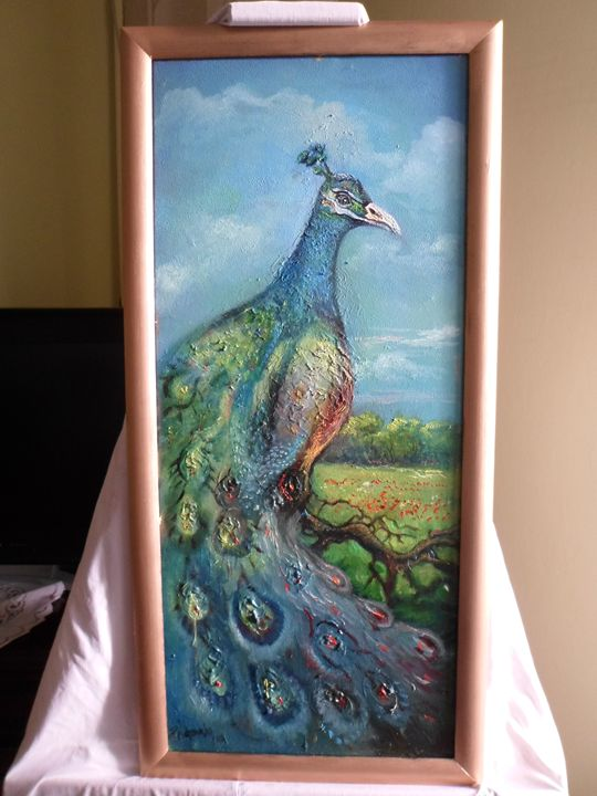 Peacock - Four Seasons -Artworld