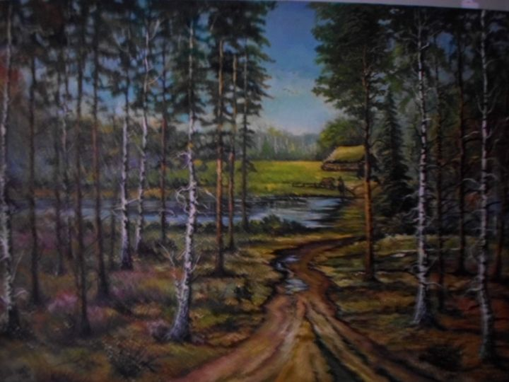Forest and silence - Four Seasons -Artworld