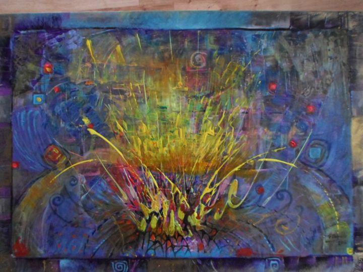 Abstract fantasy 3. - Four Seasons -Artworld