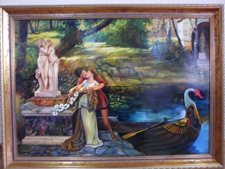 Siemiradzki Henryk /2/ - Four Seasons -Artworld