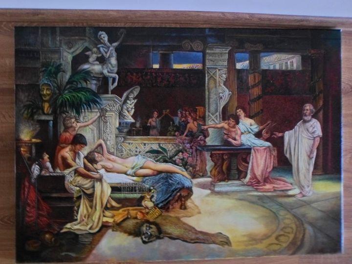 Siemiradzki Henryk /1/ - Four Seasons -Artworld
