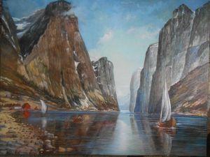 Norvegian Fiorden Fantasy