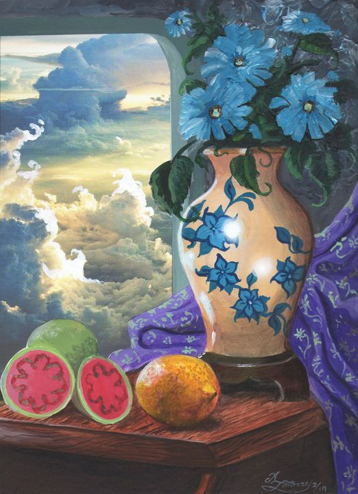 A lemon - A.Latorre Art Gallery