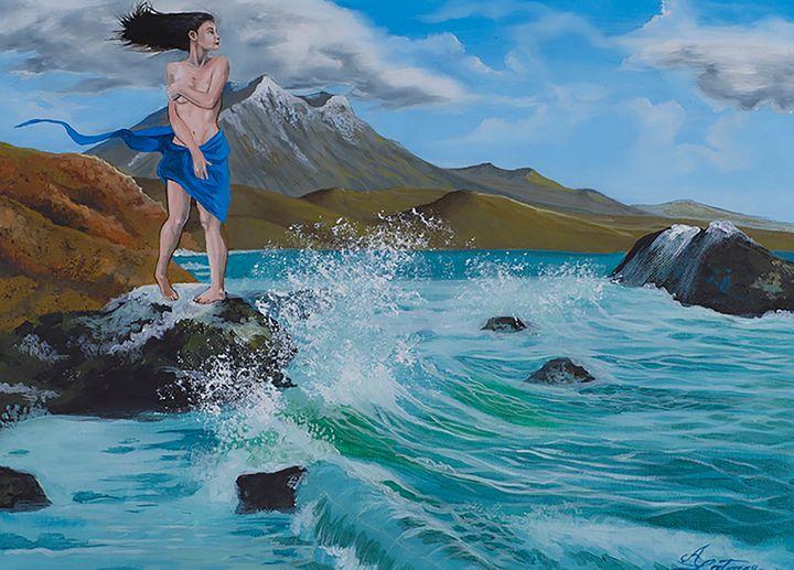 Sea escape - A.Latorre Art Gallery
