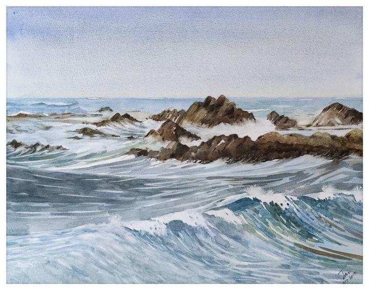 Sound of waves-1 - Jai