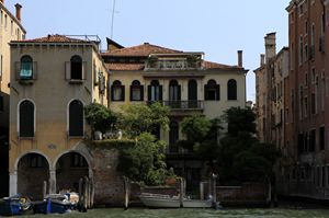 House on the Venice River