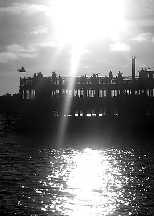 Ferry Boat - ArtXscapes