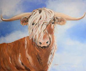 """""""Cow Patrick"""""""