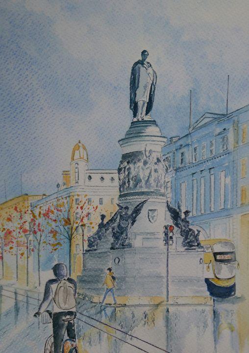O'Connell St Dublin. Ireland - G.Ryan ( Geraldine )