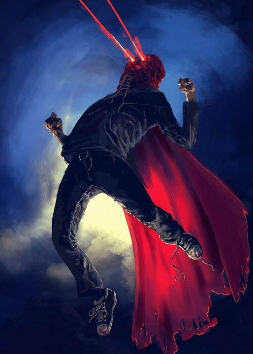 red boy - davinci