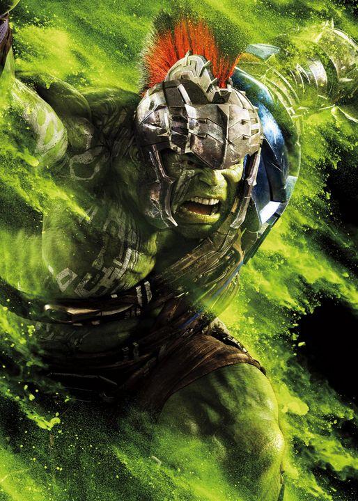 hulk - davinci
