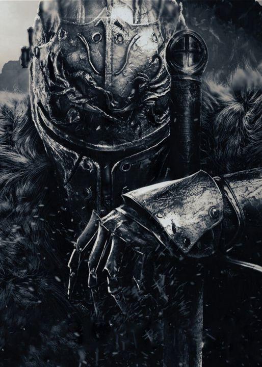 dark warior - davinci