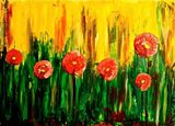60X50 acrylic canvas