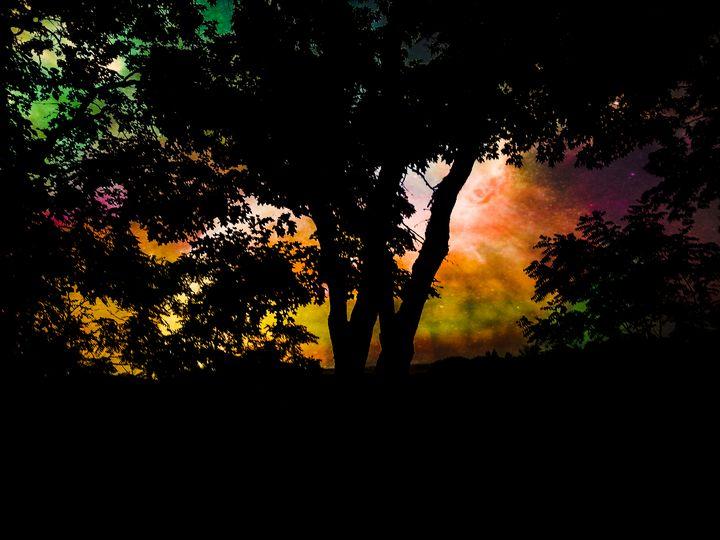 Edge of the entrance to heaven - Matt Lintzenich