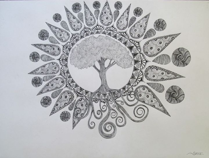 Tree - Gotié