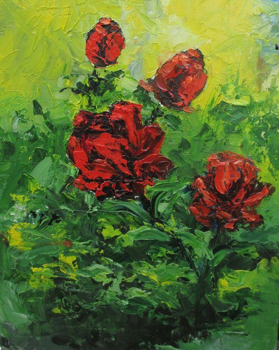Roses - Annie's