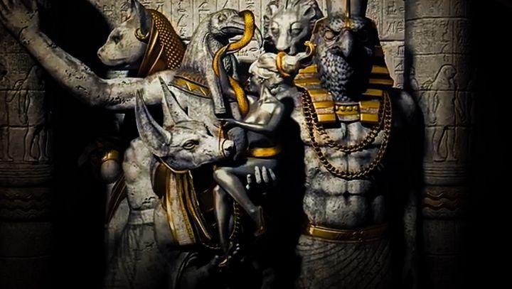 The ancients - Nox da Artist