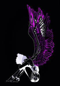 Afro Angel #3