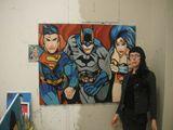 4x3ft Acrylic on Canvas