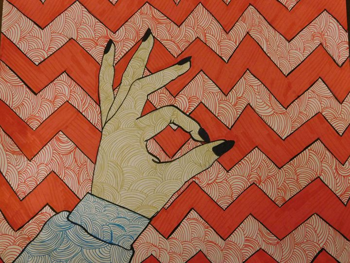 Free hands - MagOlivia