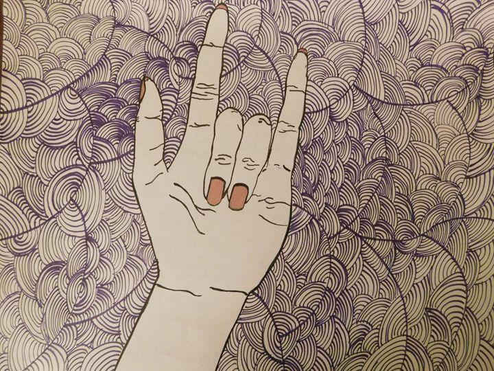 Handful of love - MagOlivia