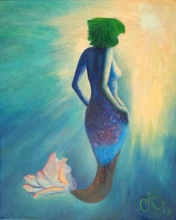 Mermaid - Potok