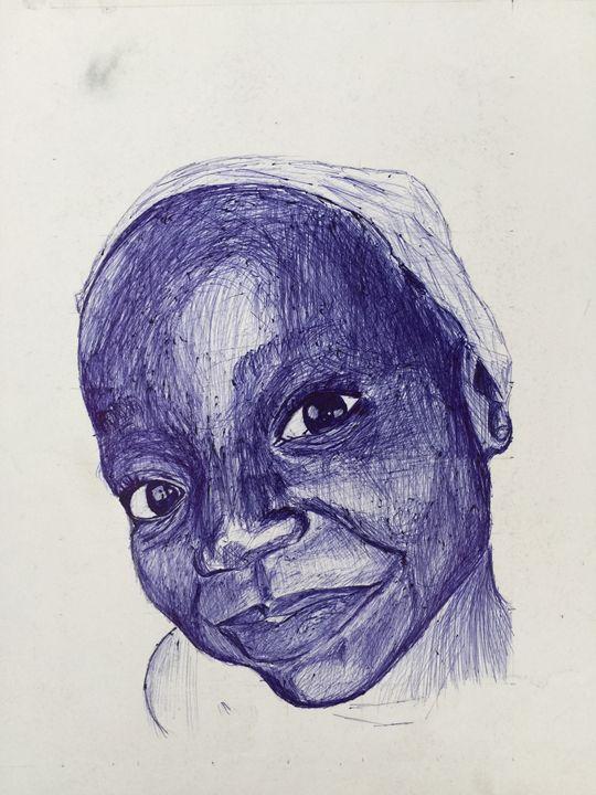 Christy baby - Amaremoelaebi Arts