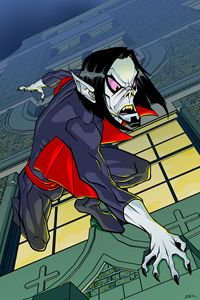Morbius the Living Vampire.