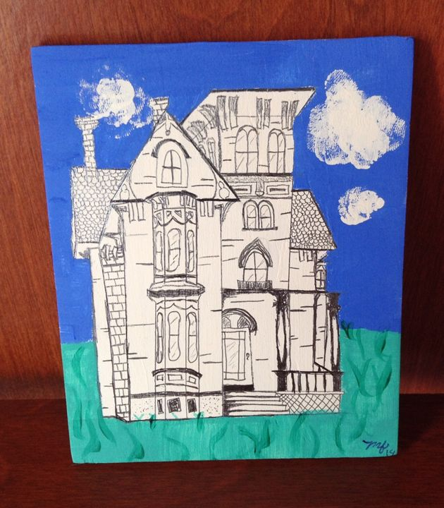 The House - UnrulyVirtue