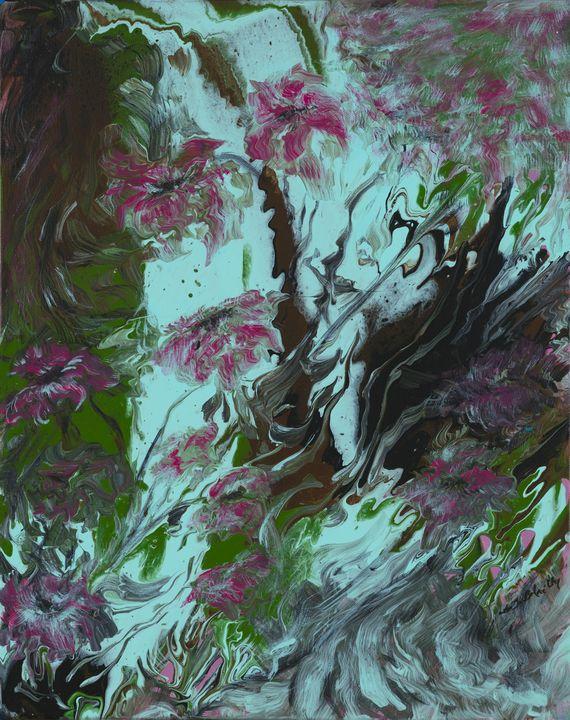 On the Vine - Lisa Jan-Bohne' Clay